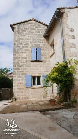 Vente - Maison - Uzès - 83.00m² - 4 pièces - Ref : P30048-1016699