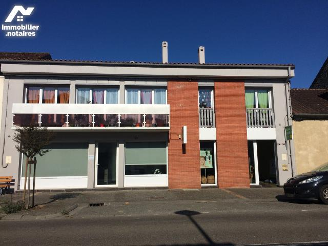 Vente - Immeuble - Riscle - 240.0m² - Ref : 32052-47