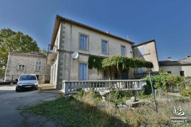 Vente - Maison - Saint-Jean-de-Cornies - 228.0m² - 7 pièces - Ref : 34012-334