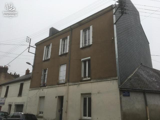 Appartement - 38.00m² - 2 pièces