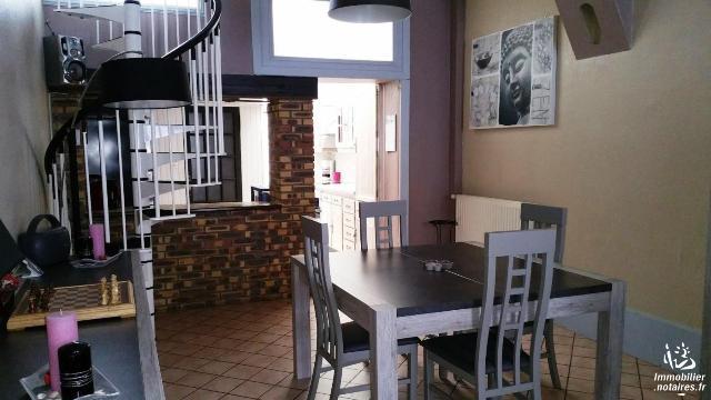 Vente - Maison / villa - TOURCOING - 90 m² - 4 pièces - R59045/439