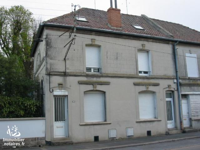 Vente - Immeuble - AULNOY LEZ VALENCIENNES - 70 m² - 59157-1610