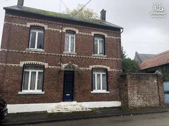 Vente - Maison - Villeret - 151.00m² - 6 pièces - Ref : 59191-4979