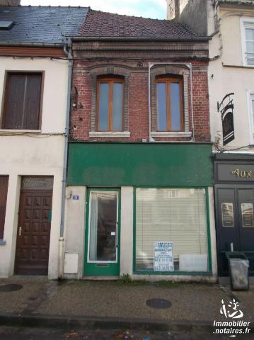 Vente - Maison / villa - AUXI LE CHATEAU - 95 m² - 7 pièces - R62084/1239