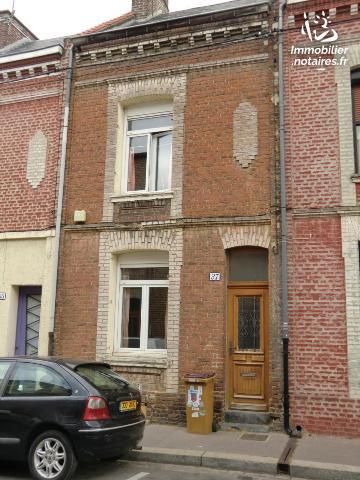 Vente - Maison - Amiens - 82.00m² - Ref : 80011-4708