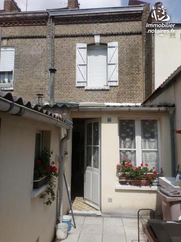 Vente - Maison - Amiens - 87.00m² - 4 pièces - Ref : 80011-4783