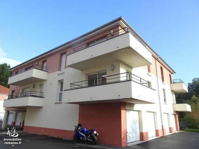 Vente - Appartement - Boves - 48.00m² - 2 pièces - Ref : 80011-4850