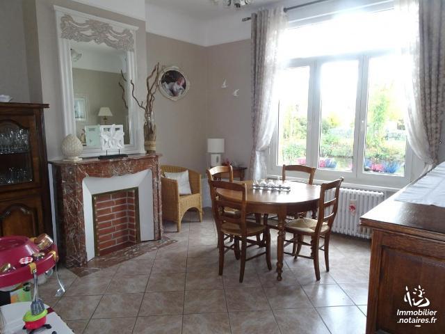 Vente - Maison - Amiens - 126.00m² - 6 pièces - Ref : 80011-4866