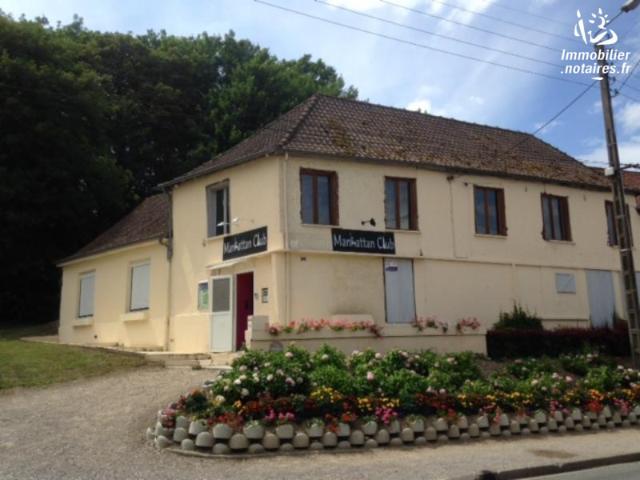 Vente - Maison / villa - MAREUIL CAUBERT - 220 m² - 5 pièces - 80038-341