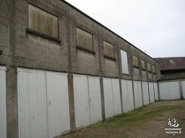 Location - Garage - ABBEVILLE - 15 m² - 80050-L268