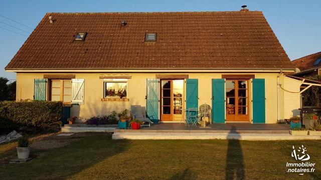 Vente - Maison - Vron - 134.00m² - 7 pièces - Ref : 80063-374