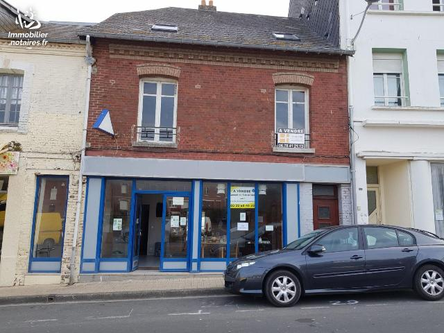 Vente - Maison - Ault - 186.00m² - Ref : R80065/1130