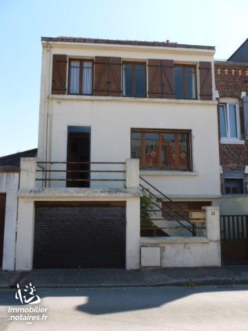 Vente - Maison / villa - LE CROTOY - 113 m² - 5 pièces - R80066/819