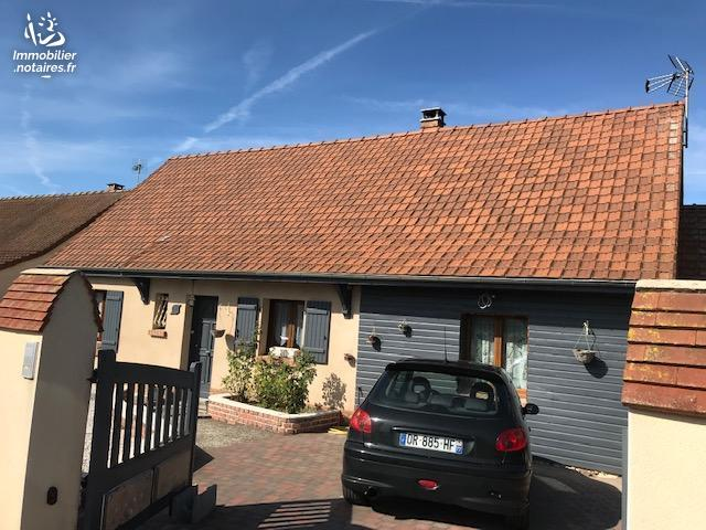 Vente - Maison - Montdidier - 106.00m² - 7 pièces - Ref : 80079-1838