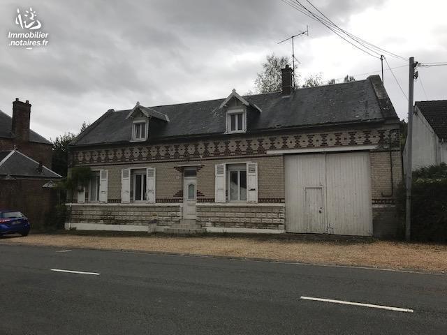 Vente - Maison - Rollot - 126.80m² - 6 pièces - Ref : 80079-1844