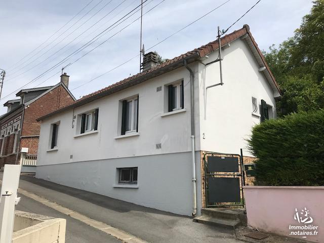 Vente - Maison - Montdidier - 56.50m² - 3 pièces - Ref : 80079-1846