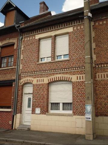 Vente - Maison - Roye - 95.00m² - 6 pièces - Ref : 80089-13