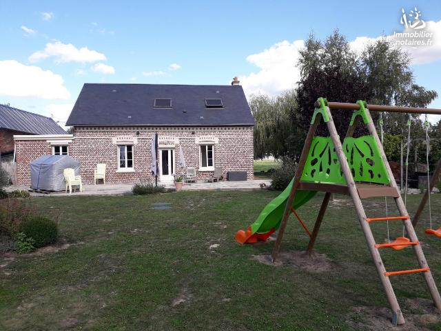 Vente - Maison - Buverchy - 140.00m² - 5 pièces - Ref : 80089-601