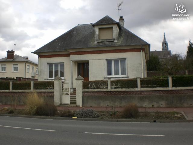 Vente - Maison / villa - HAM - 110 m² - 4 pièces - R80102/109