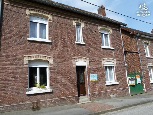 Vente - Maison / villa - ROISEL - 118 m² - 5 pièces - 80105-236