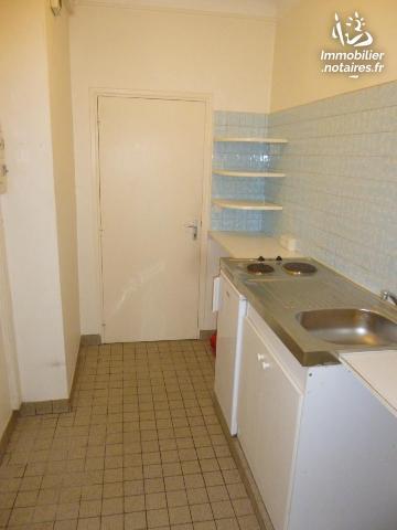 Location - Appartement - Amiens - 24.00m² - 1 pièce - Ref : 80109-L4988