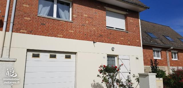 Vente - Maison - Mers-les-Bains - 108.00m² - Ref : 80117-3281