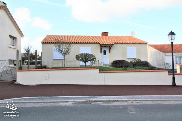 Vente - Maison - Rives de l'Yon - 64.00m² - 3 pièces - Ref : 85005-246