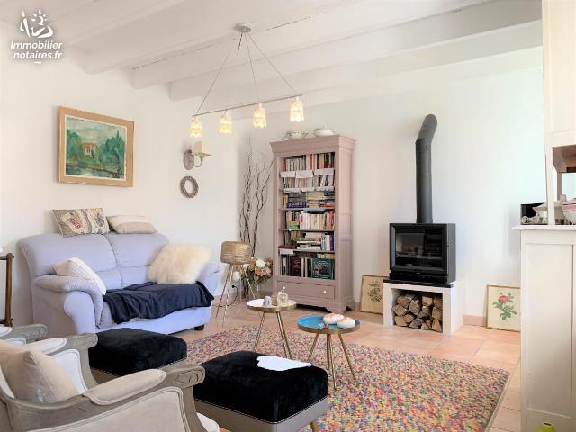 Vente - Maison - Bournezeau - 110.0m² - 5 pièces - Ref : 85006-953