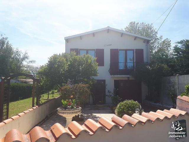 Vente - Maison - Aiguillon-sur-Mer - 91.0m² - 5 pièces - Ref : 85048-55