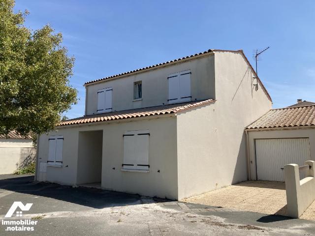 Vente - Maison - Aytré - 126.0m² - 5 pièces - Ref : 85059-292