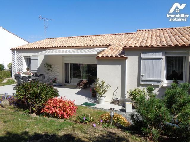Vente - Maison - Moutiers-les-Mauxfaits - 90.0m² - 5 pièces - Ref : 85074-864