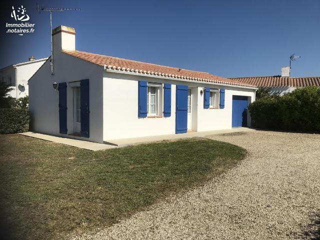 Vente - Maison - Noirmoutier-en-l'Île - 55.0m² - 2 pièces - Ref : 85087-6195