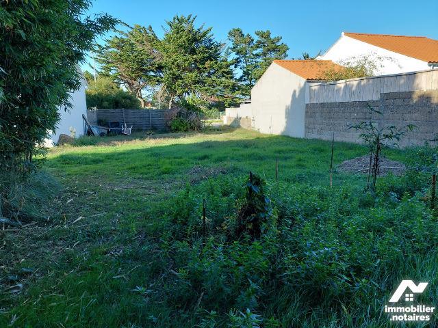 Vente - Terrain à bâtir - Saint-Hilaire-de-Riez - 353.0m² - Ref : 85087-6302