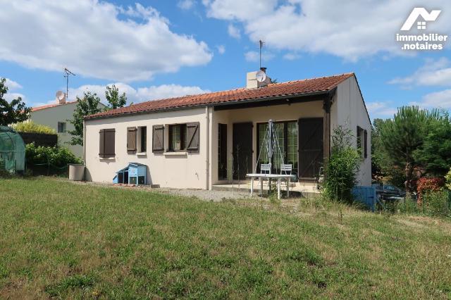 Vente - Maison - Montaigu-Vendée - 77.66m² - Ref : 85093-3285