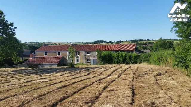 Vente - Maison - Breuil-Barret - 131.0m² - 5 pièces - Ref : 85093-3315