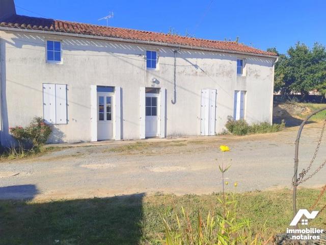 Vente - Maison - Mouchamps - 90.0m² - 3 pièces - Ref : 85093-3313