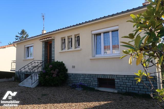 Vente - Maison - Pouzauges - 88.0m² - Ref : 85093-3326