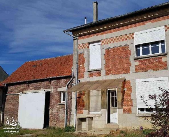 Vente - Maison - Neuville-sur-Margival - 92.00m² - 4 pièces - Ref : MA00673