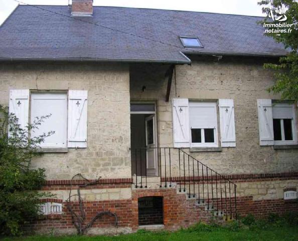 Vente - Maison - Nanteuil-la-Fosse - 70.00m² - 5 pièces - Ref : MA00685