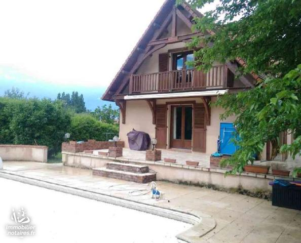 Vente - Maison / villa - CREUZIER LE NEUF - 232 m² - 8 pièces - 852 GA
