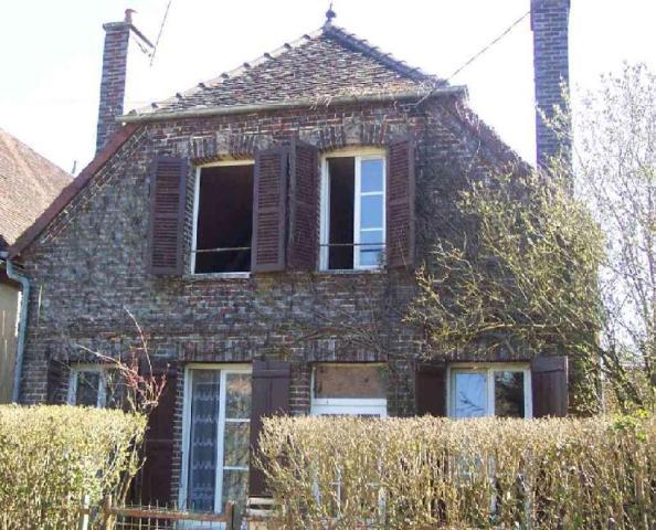 Vente - Maison - Saint-Mards-en-Othe - 4 pièces - Ref : MA00099