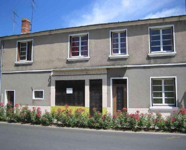 Vente - Maison / villa - ST CHRISTOPHE EN BAZELLE - 110 m² - 7 pièces - 30