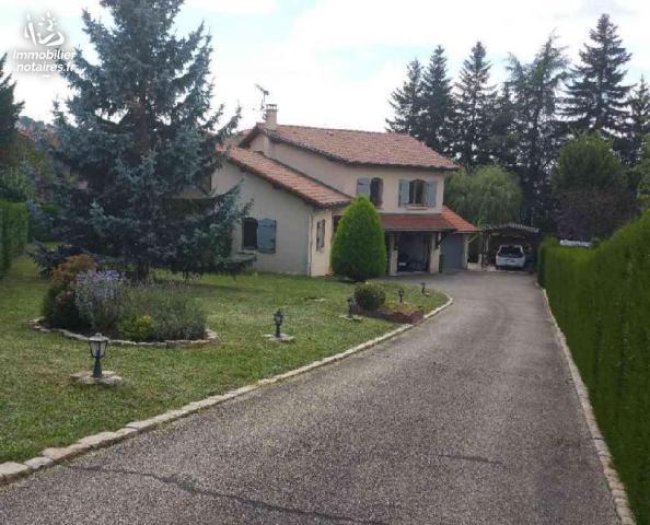 Vente - Maison - Chambon-Feugerolles - 135.00m² - 5 pièces - Ref : 11/PELI