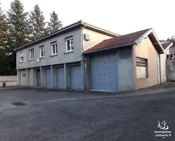 Vente - Maison - Chambon-Feugerolles - 112.00m² - 5 pièces - Ref : 11/LEFL