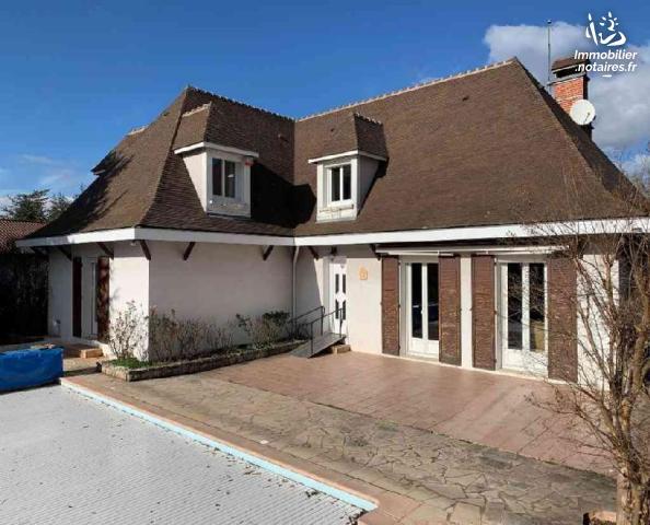 Vente - Maison - Fouillouse - 183.00m² - 8 pièces - Ref : DUE42