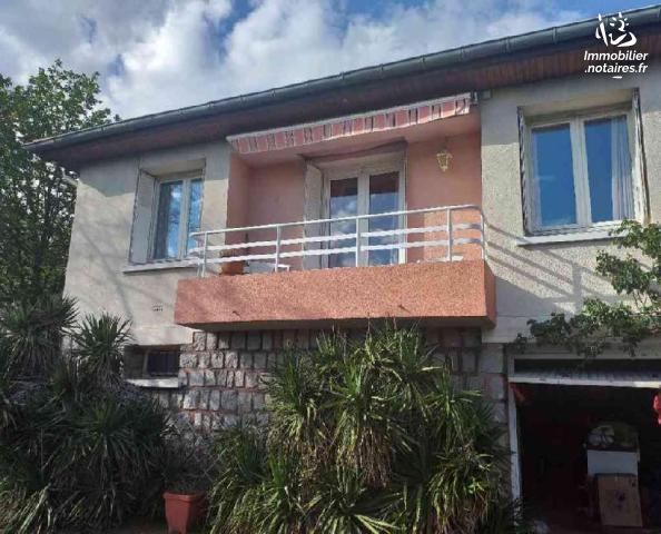 Vente - Maison - Fouillouse - 70.00m² - 3 pièces - Ref : 42030-fouill
