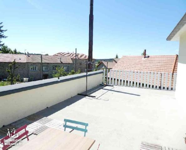 Vente - Maison - Usson-en-Forez - 90.00m² - 6 pièces - Ref : MA00416