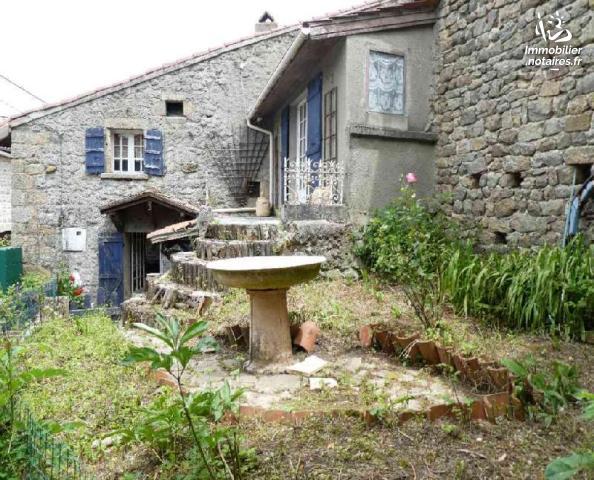 Vente - Maison - Firminy - 100.00m² - 6 pièces - Ref : MA00428