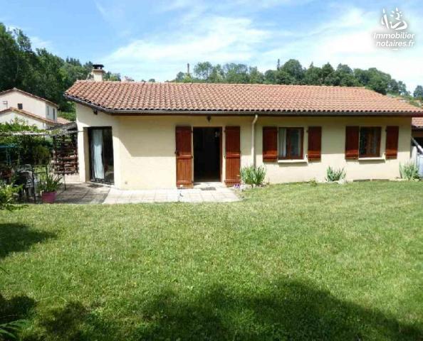 Vente - Maison - Saint-Bonnet-le-Château - 92.00m² - 6 pièces - Ref : MA00427