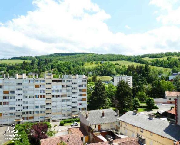 Vente - Appartement - Saint-Étienne - 46.00m² - 3 pièces - Ref : AP00432